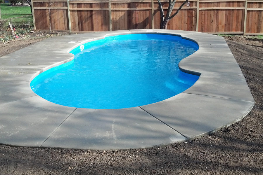 Fiberglass Above Ground Pool Home Design