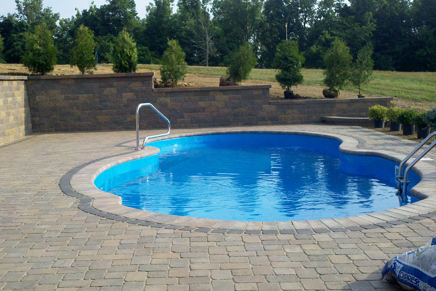 Fiberglass Above Ground Pools House Plans