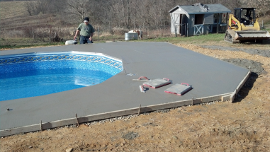 Ultimate Pool Installation Edwards Pools Inground And